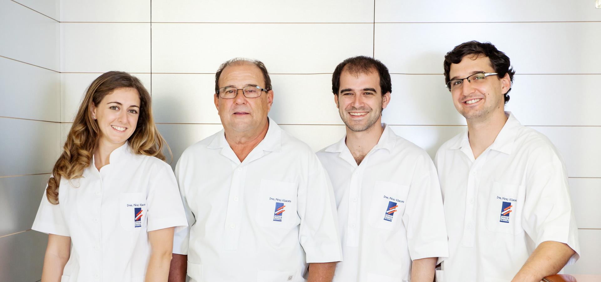 Clínica Doctores Pérez Albacete.
